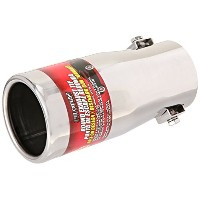 Pilot Automotive PM-581 Stainless Steel Bolt-On Exhaust Tip - Round, 2.75 In. Outlet