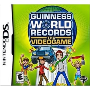 DS GUINNESS WORLD RECORDS THE VIDEOGAME (海外版)