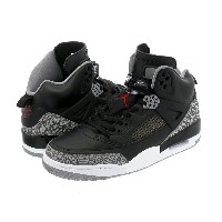 NIKE AIR JORDAN SPIZ'IKE 【BLACK CEMENT】 ナイキ エア ジョーダン スパイズイック BLACK/RED/CEMENT GREY/WHITE