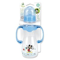 Mickey Mouse Baby Bottle With Handles by Disney