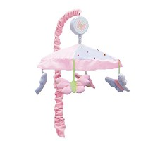 Nurture Imagination Baby Musical Mobile, Wings by Nurture Imagination