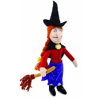 Kids Preferred Room on The Broom: Witch Plush by Kids Preferred [Toy] [並行輸入品]