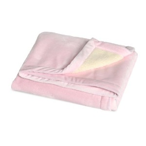 JJ Cole BundleMe Throw Blanket, Pink by JJ Cole