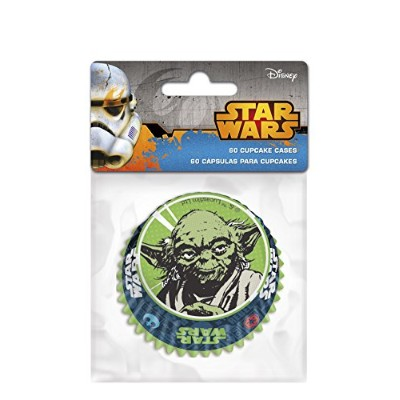 60 Cupcake Cases - Star Wars by Boyz Toys