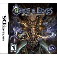 【中古】 DS ORCS & ELVES 北米版
