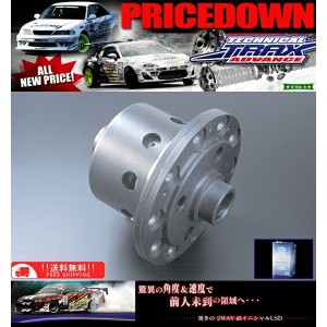 TOMEI POWERED 【東名パワード】 TECHNICAL TRAX ADVANCE LSD「テクニカルトラックスアドバンス」 2way LSDマークII JZX110 1JZ-GTE 00...
