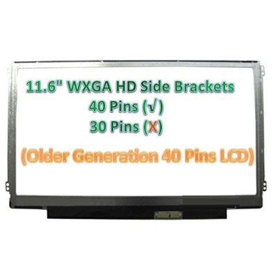 B116XW03 V.1 AUO 11.6 WXGA HD Notebook MATTE / Non-Glare LCD LED Display Screen by AU Optronics