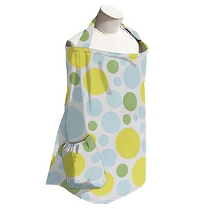 Planet Wise Nursing Cover, Spring Dot by Planet Wise