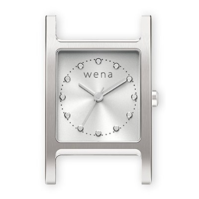 [wena project] Three Hands Square Silver Head WN-WT11S-H