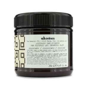 Davines Alchemic Conditioner Chocolate (For Natural & Dark Brown to Black Hair) 250ml/8.45oz by...