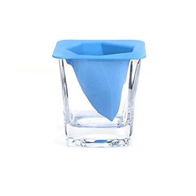 Whiskey Glass And Ice Mould