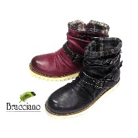 Bracciano NEW CHECK BOOTS 【RCP】