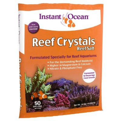 Aquarium Systems-salt Reef Crystal Reef Salt 50 Gallon - RC3-50