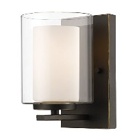 Z-Lite Willow 426-1S Wall Sconce by Z-Lite