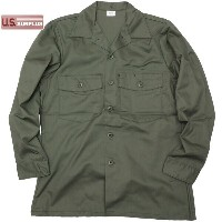 US(米軍放出品)Utility Shirt Dura Press [OD]