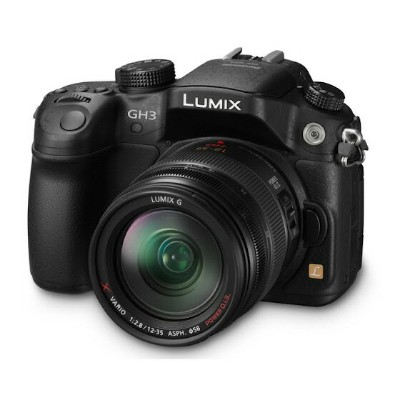 [決算特価]Panasonic LUMIX DMC-GH3A-K 12-35レンズキット(DMC-GH3+LUMIX G X VARIO 12-35mm/F2.8 ASPH./POWER O.I.S...