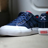adidas Originals MATCHCOURT X BONETHROWER(アディダス オリジナルス マッチコート X ボーンスローワー)COLLEGE NAVY/RUNNING WHITE...