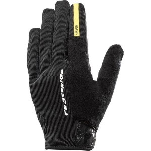 マビック メンズ 手袋 アクセサリー Mavic Crossride Protect Glove Black/Black/Yellow