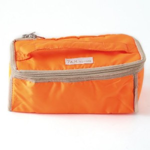 7A.M. ENFANT Lunch Box Neon Orange