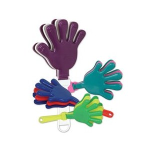 Hand Clappers ( Asstd色) Party Accessory ( 1 Count )
