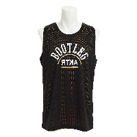 【セール実施中】【送料無料】BOOTLEG REVERSIBLE TANK BLACKxYELLOW 117-008001 BKxYL