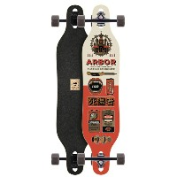 ARBOR SKATEBOARDS [ ARTIST AXIS40 or DROPCRUISER @39960] アーバー スケートボード コンプリート【正規品】 ロングスケート ロンスケ