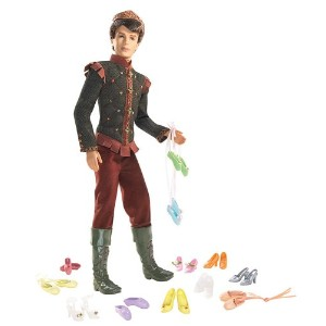 【送料無料】【バービーBarbie in The 12 Dancing Princesses: Prince Derek Doll 輸入品J8891】 b000elixv8