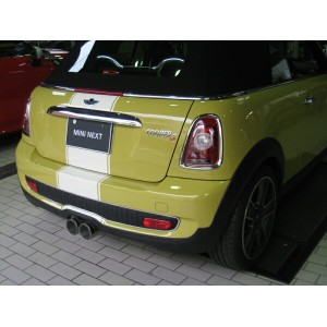 REMUS マフラー Φ102WR56/R57/R58 COOPERS