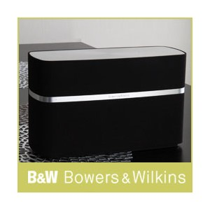 airplay スピーカー Bowers & Wilkins / A5 ワイヤレスミュージックシステム ( B&W A5 ) iphone スピーカー 「ラッピング不可」【あす楽】 .