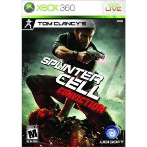 【中古】XBOX360 Tom Clancy's Splinter Cell: Conviction 【海外アジア版】