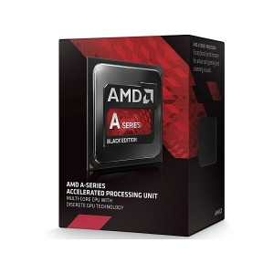 CFD AMD AD747KYBJCBOX A6 7470K Black Edition FM2 3.7GHz×2