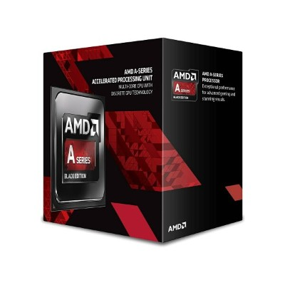 AMD AD767KXBJCSBX A8 7670K Black Edition FM2+ 3.6GHz×4