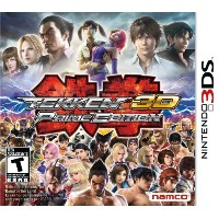 Tekken 3ds Prime Edition