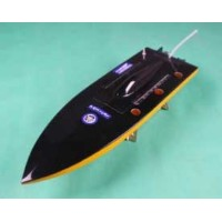 Cyclone モノ・ブラシレスATAR(Mono Electric Brushless RC Boat Fiberglass with 2848 Motor+ Water-cooling ESC...