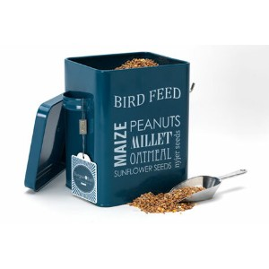[OUTLET] | Burgon & Ball | GYO/BIRDBLUE-BIRDCREAM BIRD FEED TIN | バーゴン&ボール