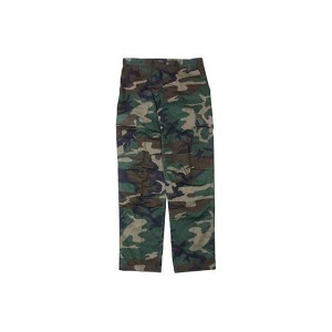 ROTHCO COLOR CAMO TACTICAL BDU PANTS (WOODLAND CAMO)ロスコ/カーゴパンツ/迷彩