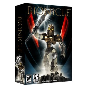 BIONICLE THE GAME MB