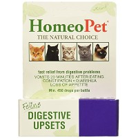 Homeopet Digestive Upsets Feline 15ml Pet Treatment No Side Effect Naturally