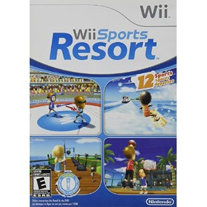 【送料無料】【Wii Sports Resort (Software Only)】 b004w1ix1g