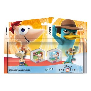 【送料無料】【Disney Infinity Phineas & Ferb Toy Box Set (Xbox 360/PS3/Nintendo Wii/Wii U/3DS) (輸入版)】...