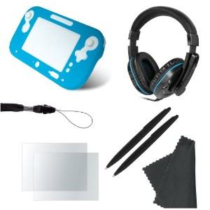 【送料無料】【8 in 1 Essentials Pack for Wii U】 b00aaqbbfm