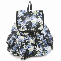 LeSportsac レスポートサック リュックサック 7839 Voyager Backpack D746 FLOWER CLUSTER [並行輸入商品]