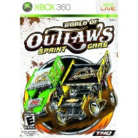 【送料無料】【World of Outlaws Sprint Cars (輸入版:北米) XBOX360】 b002x36hw2