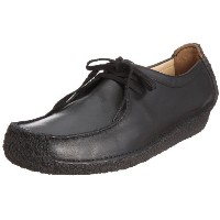 [クラークス] Clarks Natalie 00111154 Black Smooth Leather(Black Smooth Leather/UK7.5)