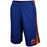 NBA 3-Pointショーツ ニックス(ジュニア) adidas New York Knicks Youth 3-Point Shorts