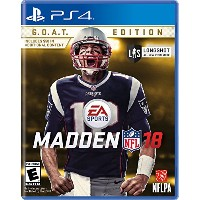 Madden NFL 18 - G.O.A.T. Edition (輸入版:北米) - PS4