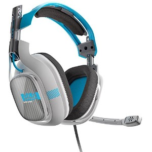 アウトレット Astro Gaming A40 TR + MIXAMP M80 Light Grey/Blue [並行輸入品]