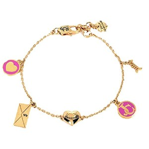 Juicy Couture Love Alwaysチャームブレスレット