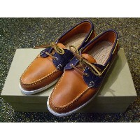 『OAK STREET BOOTMAKERS』(オークストリート ブーツマーカーズ) ボートシュー  MADE IN USA (送料無料)   532P17Sep16