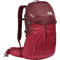 (取寄)ノースフェイス ライタス 22L バックパック The North Face Men's Litus 22L Backpack Sequoia Red/Cardinal Red